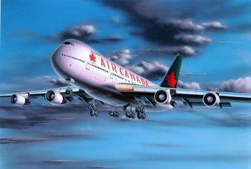 Model Set Boeing 747-200 · RE 64210 ·  Revell · 1:390