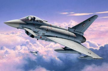 Model Set Typhoon single seater · RE 64317 ·  Revell · 1:72