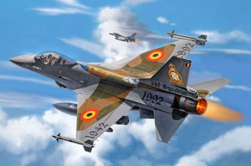 Model Set F-16A Fighting Falcon · RE 64363 ·  Revell · 1:72