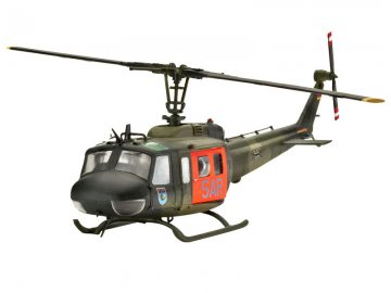 Model Set Bell UH-1D SAR · RE 64444 ·  Revell · 1:72