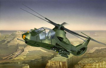 Model Set RAH-66 Comanche · RE 64469 ·  Revell · 1:72