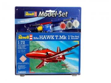 Model Set BAe Hawk Mk.1 · RE 64622 ·  Revell · 1:72