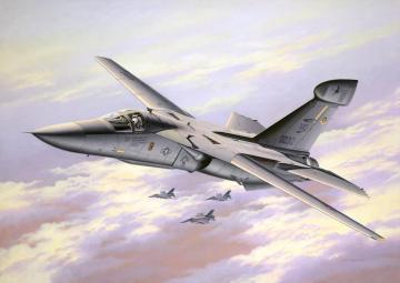 Model Set - EF-111A Raven · RE 64974 ·  Revell · 1:72