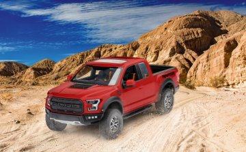 2017 Ford F-150 Raptor [Model Set] · RE 67048 ·  Revell · 1:25
