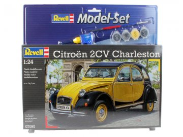 Model Set Citroen 2CV · RE 67095 ·  Revell · 1:24
