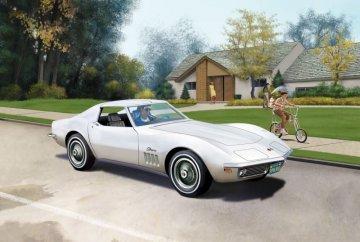 Model Set Corvette C3 · RE 67684 ·  Revell · 1:32