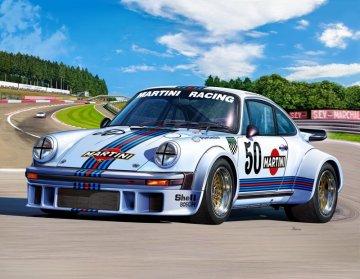 Porsche 934 RSR Martini [Model Set] · RE 67685 ·  Revell · 1:24