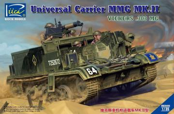Universal Carrier MMG Mk.II(.303 Vickers MMG Carrier) · RII RV35016 ·  Riich Models · 1:35