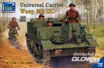 Universal Carrier Wasp MK IIC · RII RV35037 ·  Riich Models · 1:35