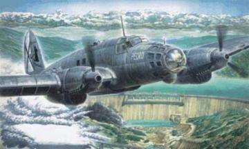 Heinkel He 111 B Pedro · RD 005 ·  Roden · 1:72
