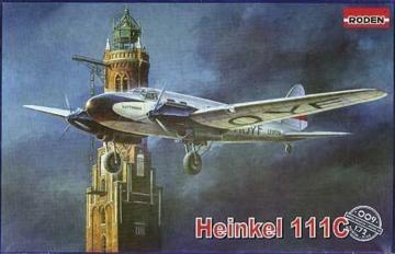 Heinkel He 111 C · RD 009 ·  Roden · 1:72