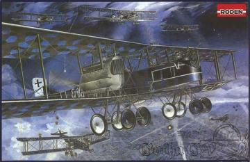 Gotha G.V WW I · RD 016 ·  Roden · 1:72