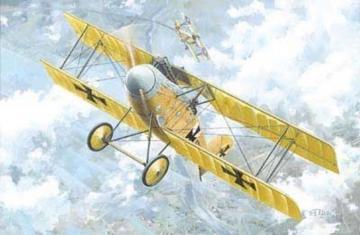 Albatros D.II Oeffag s.53 · RD 018 ·  Roden · 1:72