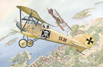 Albatros D.III Oeffag s.53 · RD 022 ·  Roden · 1:72