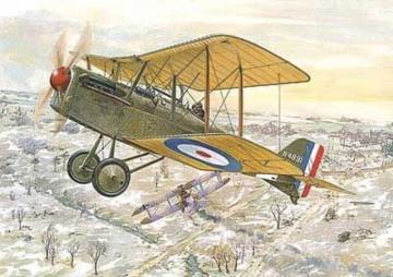 RAF S.E.5a · RD 023 ·  Roden · 1:72