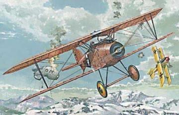 Albatros D.III Oeffag s.153(early) · RD 024 ·  Roden · 1:72