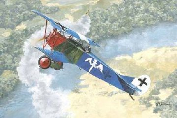 Fokker D.VII early · RD 025 ·  Roden · 1:72