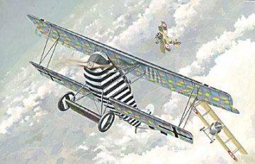 Fokker D.VII(OAW) Mid · RD 029 ·  Roden · 1:72