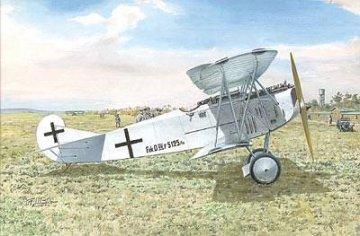 Fokker D.VIIF · RD 031 ·  Roden · 1:72