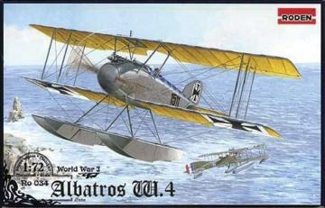 Albatros W.IV (late) · RD 034 ·  Roden · 1:72