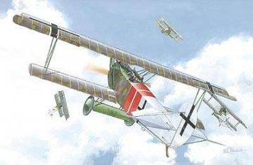 Fokker D.VII Alb late · RD 035 ·  Roden · 1:72