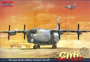 AN-12BK Cub · RD 042 ·  Roden · 1:72