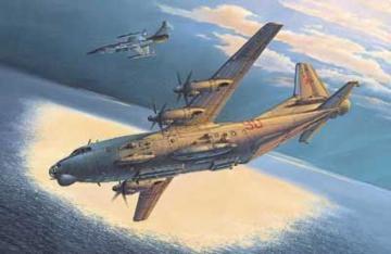 An-12 BK-PPS · RD 046 ·  Roden · 1:72