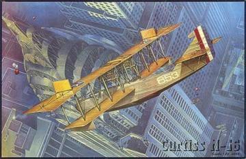 Curtiss H16 · RD 049 ·  Roden · 1:72