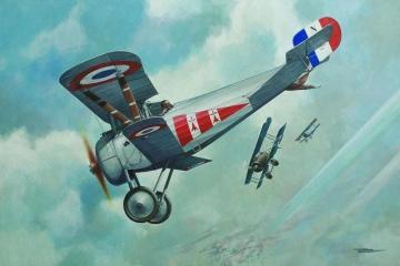 Nieuport 24 · RD 059 ·  Roden · 1:72