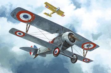 Nieuport 24 · RD 060 ·  Roden · 1:72
