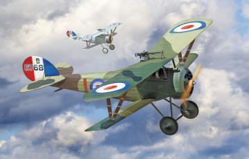 Nieuport 27 · RD 061 ·  Roden · 1:72