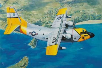 Fairchild HC-123B Provider · RD 062 ·  Roden · 1:72