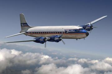 Douglas DC-6 · RD 304 ·  Roden · 1:144