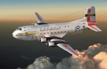 Douglas C-124A Globemaster II · RD 306 ·  Roden · 1:144