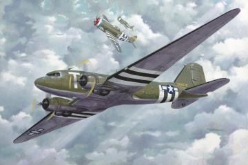Douglas C-47 Skytrain · RD 308 ·  Roden · 1:144