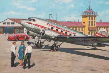Douglas DC-3 · RD 309 ·  Roden · 1:144