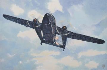 Fairchild AC-119K Stinger · RD 322 ·  Roden · 1:144