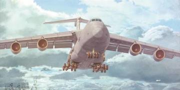 Lockheed C-5M Super Galaxy · RD 332 ·  Roden · 1:144