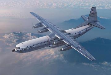 Douglas C-133B Cargomaster · RD 335 ·  Roden · 1:144