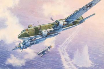 Focke-Wulf FW 200C-6 Condor · RD 340 ·  Roden · 1:144