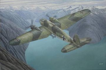 Heinkel He111 H-6 · RD 341 ·  Roden · 1:144