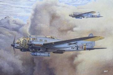 Heinkel He 111 H-16/-20 · RD 344 ·  Roden · 1:144