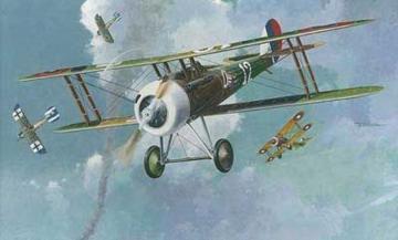 Nieuport 28 · RD 403 ·  Roden · 1:48