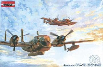 Grumman OV-1 B / OV-1 C Mohawk · RD 410 ·  Roden · 1:48