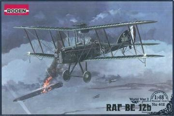 RAF BE 12b · RD 412 ·  Roden · 1:48
