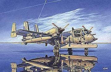 Grumman OV-1D Mohawk · RD 413 ·  Roden · 1:48