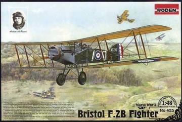 Bristol F.2B Fighter · RD 425 ·  Roden · 1:48
