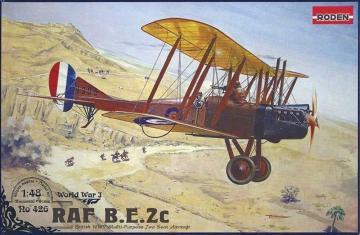 RAF B.E. 2c · RD 426 ·  Roden · 1:48