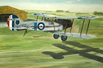 Bristol F.2b Fighter Mk.IV · RD 428 ·  Roden · 1:48