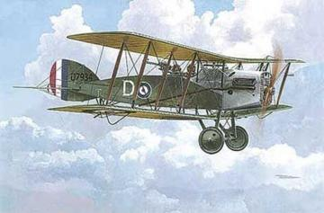 Bristol F.2B Fighter Sunbeam Arab. · RD 429 ·  Roden · 1:48